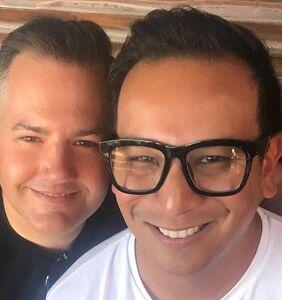 Comedian Ross Mathews has split from Salvador Camarena, his partner of 10 years