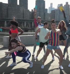 """Beyoncé's """"Run the World (Girls)"""" has been turned into a gay midterm election anthem"""
