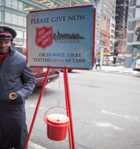 Salvation Army slaps 'gag order' on employees so they don't talk about LGBTQ issues