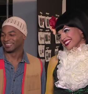 WATCH: First look at 'Drag Race' star Valentina in Fox's upcoming 'Rent: Live!'