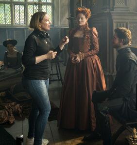 'Mary, Queen of Scots' director Josie Rourke on homosexuality in the Elizabethan era