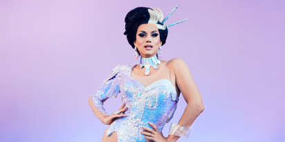 12 questions for Drag Race All Star and World AIDS Day Ambassador Manila Luzon