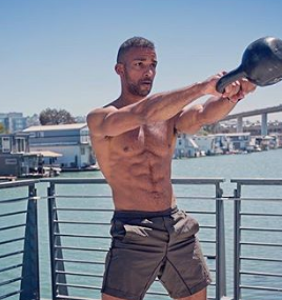 Yogi trainer Joe Andrews on hydrating and getting in shape for the New Year