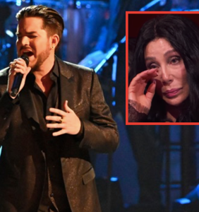 Adam Lambert had everyone (including Cher) sobbing with his performance at the Kennedy Center Honors