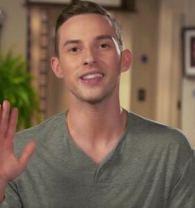 Adam Rippon slams fellow skater over transphobic comments