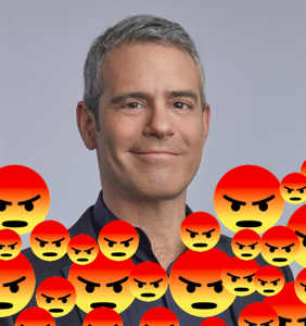 Twitter is filled with hate and vitriol for Andy Cohen after he announces he's going to be a dad