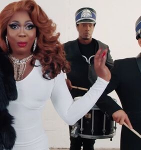 WATCH: BeBe Zahara Benet's 'Little Drummer Boy' is the only version that's necessary now