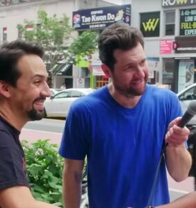 Did Billy Eichner just out Timon?