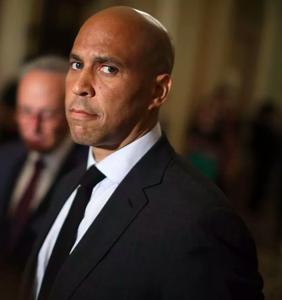 """Cory Booker again addresses gay rumors, says """"Every candidate should run on their authentic self"""""""