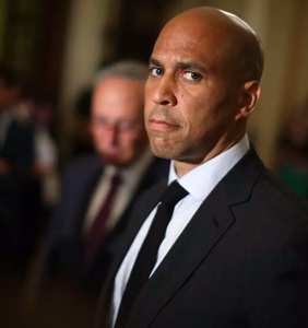 "Cory Booker again addresses gay rumors, says ""Every candidate should run on their authentic self"""