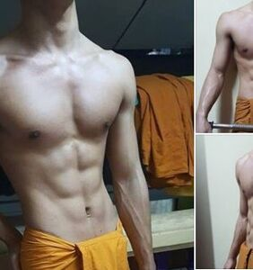 This Buddhist monk is in trouble for being too damn sexy