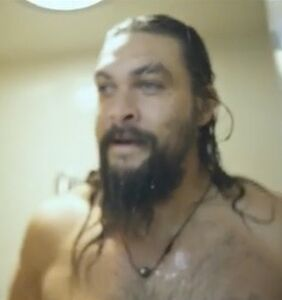 WATCH: Jason Momoa backstage naked at 'SNL', strips to RuPaul track