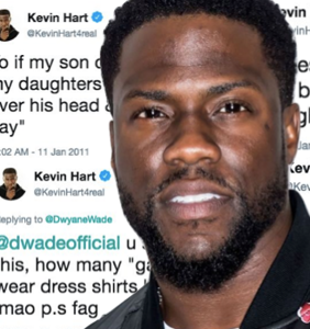 """Kevin Hart will NOT host the Oscars, tweets half-apology """"to the LGBTQ community"""""""