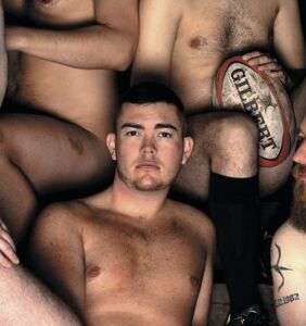 This calendar got the 'Naked Rugby Players' banned from Facebook