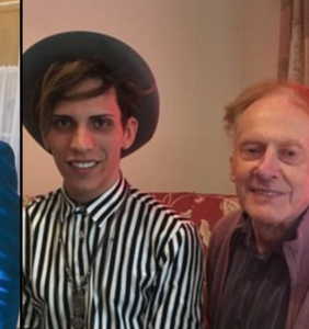 Retired priest, 80, back with boyfriend and in an open relationship