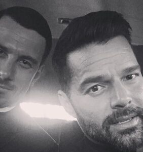Ricky Martin and his hunky hubby just became the parents of a newborn baby girl