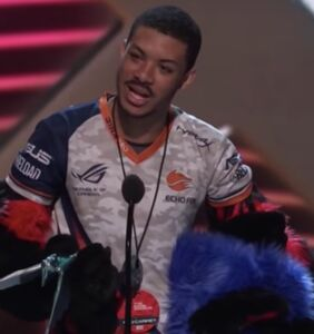'I'm gay, black and a furry' proclaims top player at major video game awards show