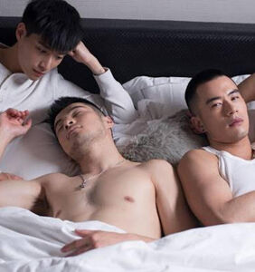 One of China's most famous novels has been remade into a steamy gay Taiwanese film