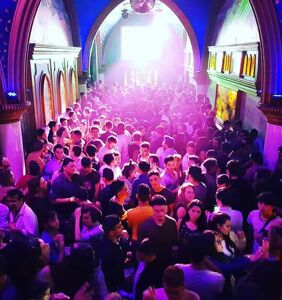 Why Bogota's massive Theatron may well be the wildest gay club on earth