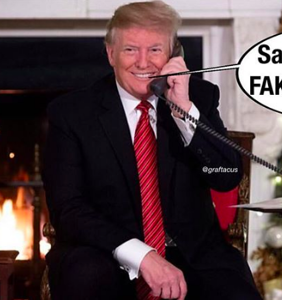 Donald Trump's no good, very bad Christmas documented in memes