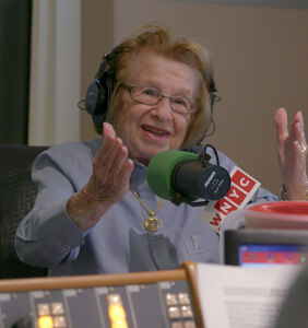 'Ask Dr. Ruth' director Ryan White on how the great sex therapist came to support gay rights