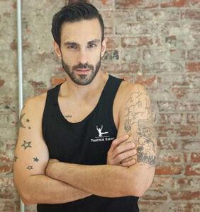 Of Britney & tank tops: Philadelphia trainer Peter Danzig reveals his secrets to looking good