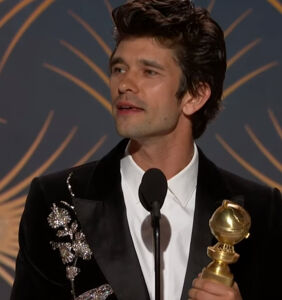 Ben Whishaw scores a Golden Globe, dedicates it to queer defiance