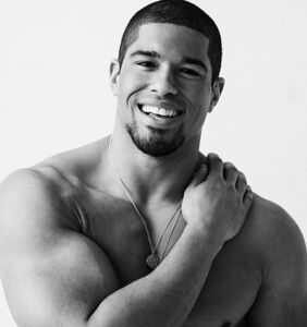 PHOTOS: Pro wrestler Anthony Bowens strips down and opens up