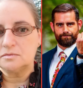 "Brian Sims just put this homophobe on mega blast, says ""This isn't going to go well for you"""