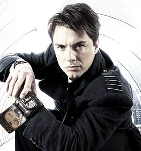 John Barrowman talks doing Captain Jack Harness role play with his husband