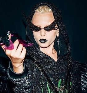 Conservatives are sending death threats to this 11-year-old drag performer and his family