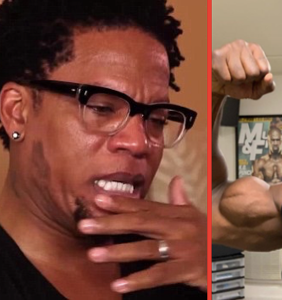 """Terry Crews blasts D.L. Hughley for saying he """"wanted it"""" when he was sexually assaulted by another man"""