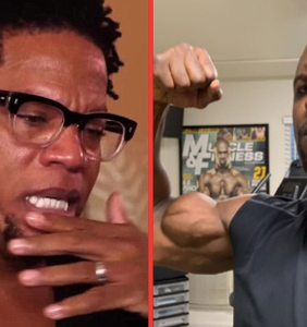 "Terry Crews blasts D.L. Hughley for saying he ""wanted it"" when he was sexually assaulted by another man"
