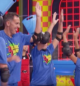 Nickelodeon's 'Double Dare' breaks new ground by featuring double dads