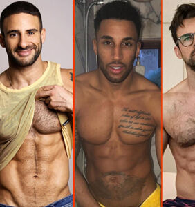 Nyle DiMarco's striptease, Brad Goreski's PJs, & Tom Daley's full flex