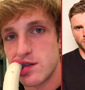 Gus Kenworthy gives epic clap back to Logan Paul's 19-word non-apology for homophobic remarks