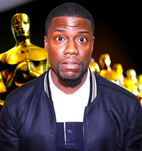 Kevin Hart to relive Oscars fiasco for new Netflix series