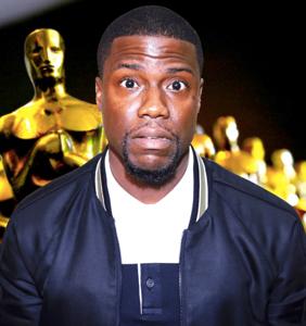 The Kevin Hart Academy Awards drama just took a super weird turn