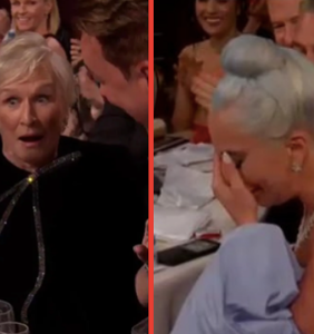 People are really, really pissed Lady Gaga didn't win the Golden Globe for Best Actress