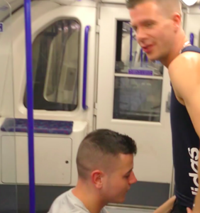 Shocking new details emerge in story involving gay couple caughthaving orgy on subway train