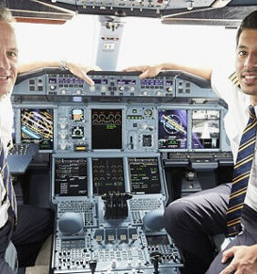 People furious over fake news story about two pilots caught having gay sex in cockpit mid-flight