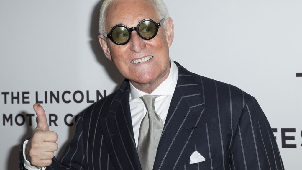 Roger Stone defends Matt Gaetz, says he's being smeared for having big balls. Wait, what?