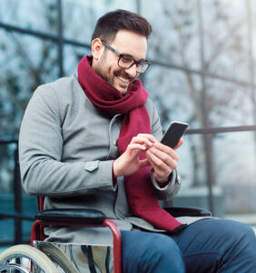 Flirting with a disabled guy online? Here's 10 tips to not come off like an app-hole