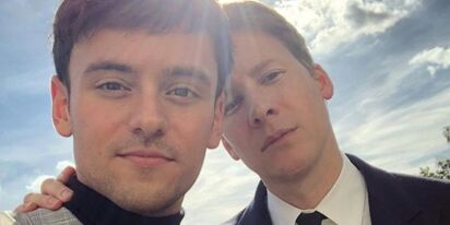 Tom Daley addresses age gap with husband Dustin Lance Black… and how to deal with haters