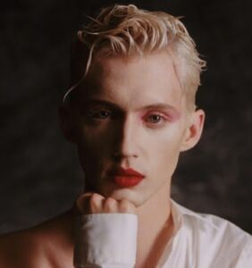 """Troye Sivan says he's still not totally comfortable """"being effeminate"""""""