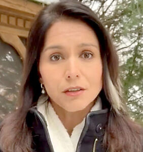 Tulsi Gabbard releases awkward four minute cellphone video apologizing for her years of homophobia