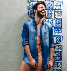 PHOTOS: Get to know beautiful local gay men of Lisbon