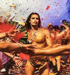 The men of Carnaval: Rio vs. Sydney vs. New Orleans edition