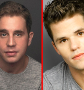 Ben Platt and Charlie Carver caught making out on camera