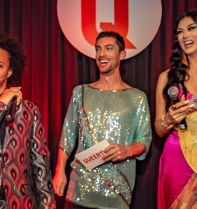 PHOTOS: Highlights from the Queerties 2019